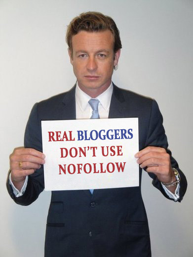 À la base, le nofollow est un rempart contre le spam automatique, rien d'autre