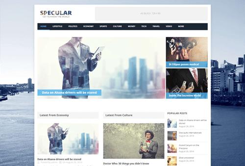 Specular Magazine