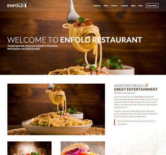 Enfold Restaurant