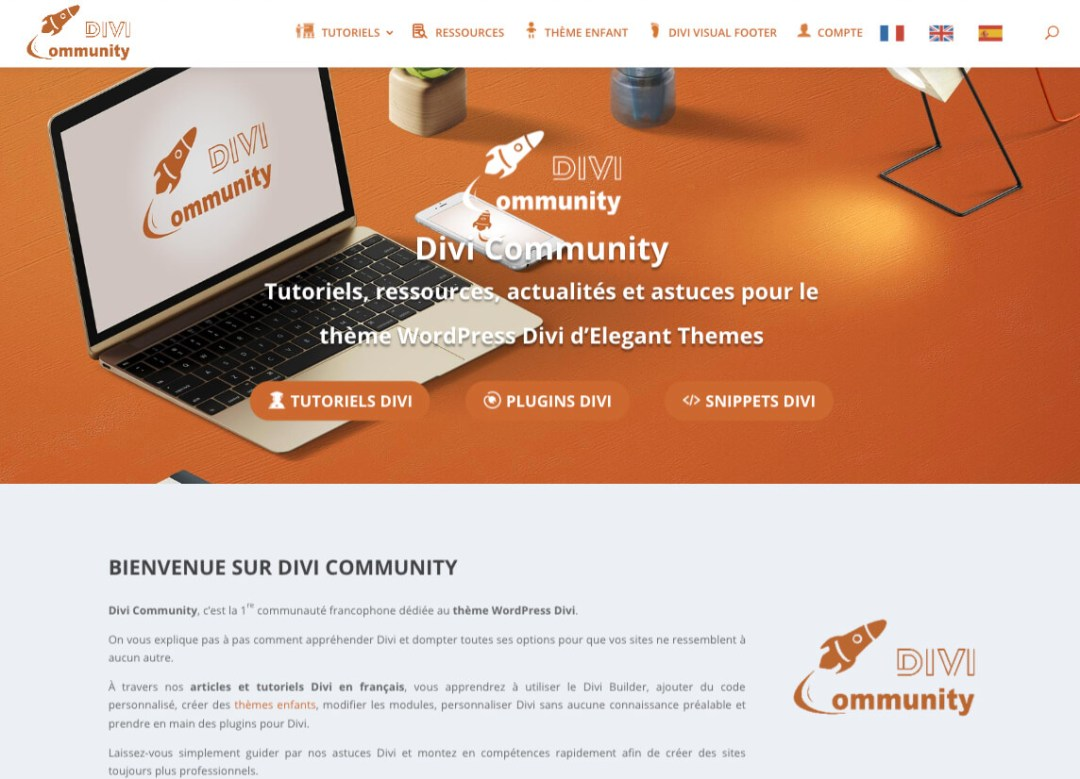 Divi Community