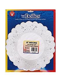 Round Paper Lace Doilies