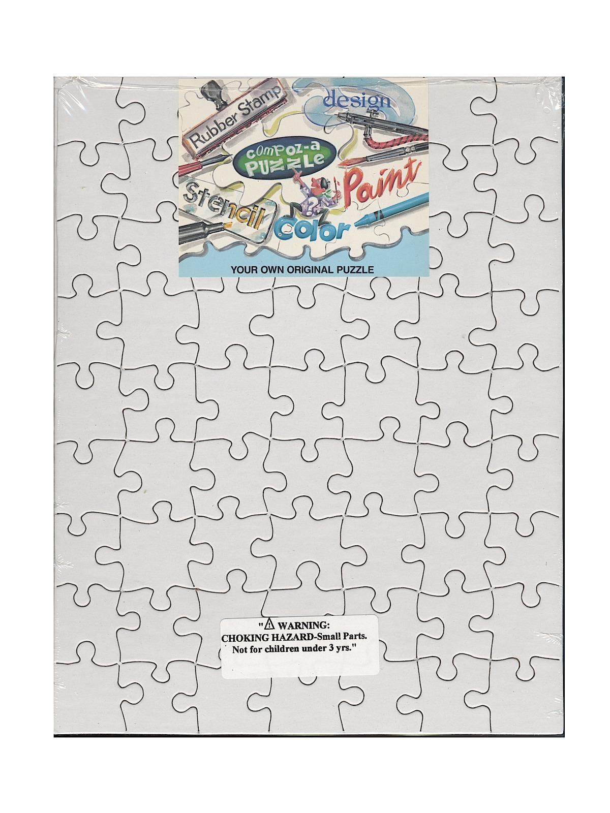 Compoz A Puzzle Blank Puzzles