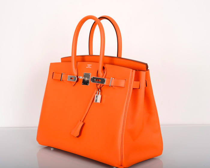 Birkin Orange