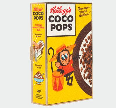 Anya Hindmarch AW14 Coco Pops