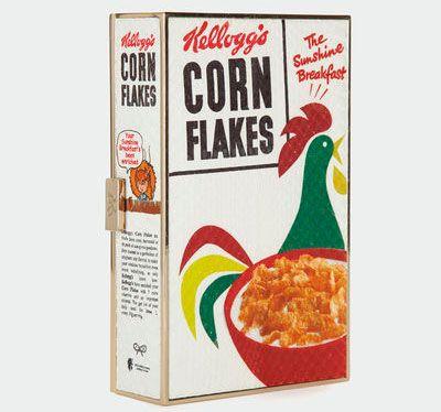 Anya Hindmarch AW14 Cornflakes