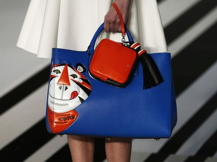 Anya Hindmarch AW14 Frosties