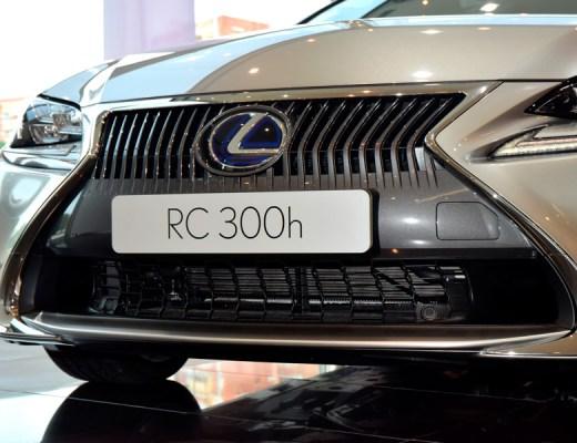 Lexus RC300h