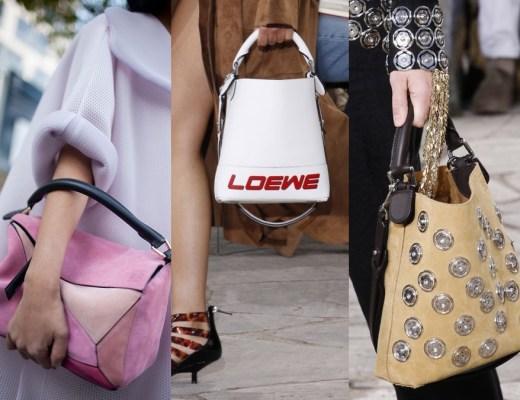 6 bolsos de LOEWE que debes tener