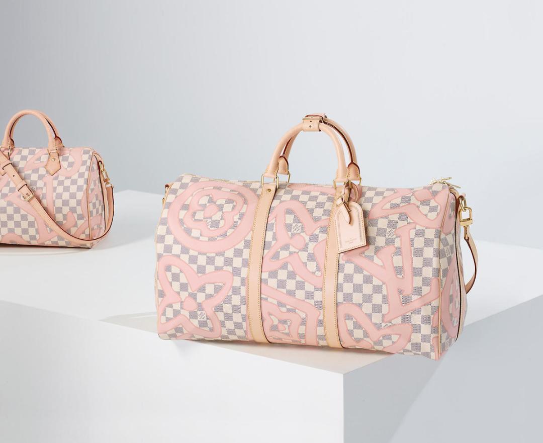 Louis Vuitton Damier Azur