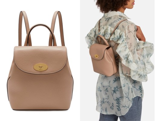 Mulberry Mini Bayswater Backpack