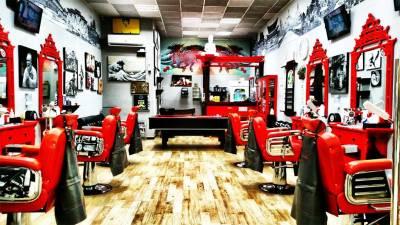 Asia Mall Mister Barber Shops