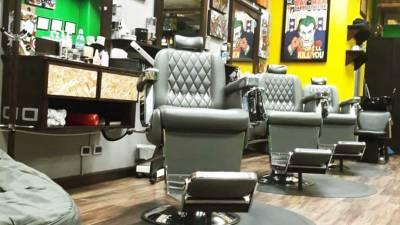 Century Plaza Mister Barber Shops 4