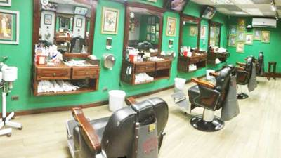 Plaza Kalu Mister Barber Shops 5
