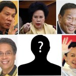 My Take On The Philippines Presidential Candidates