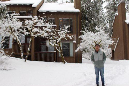 Glacier Washington Trip : Watersnow Resort