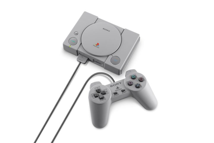 Sony PlayStation Classic disponibile