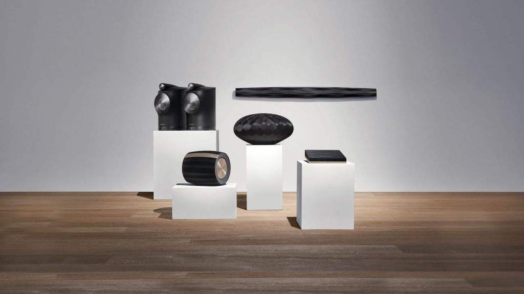 Bowers & Wilkins Formation, sistema audio hi-end wireless