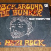 Pochette Rock Around The Bunker