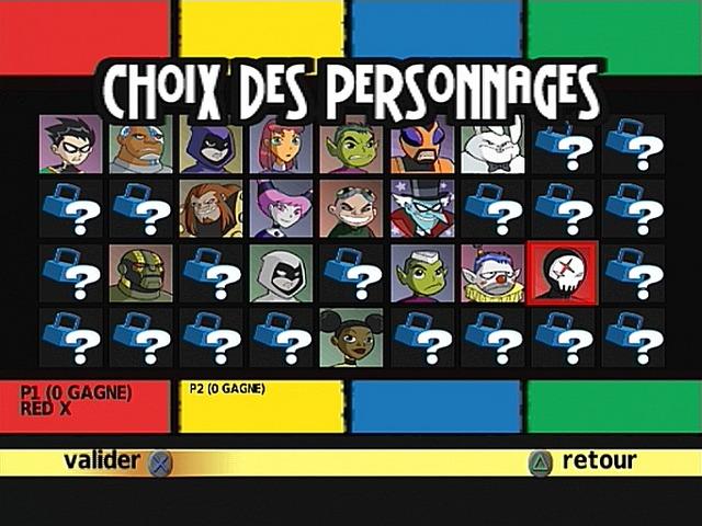Mister Game Price Argus Du Jeu Teen Titans