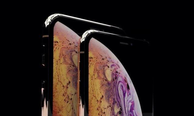 Photo de l'iPhone Xs et Xs Max à le Keynote d'Apple