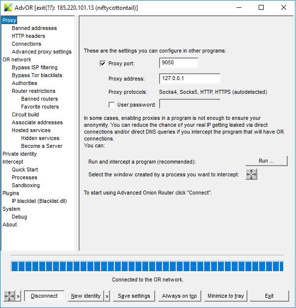 Télécharger en à grâce TOR BitTorrent [Tuto] AdvOR avec