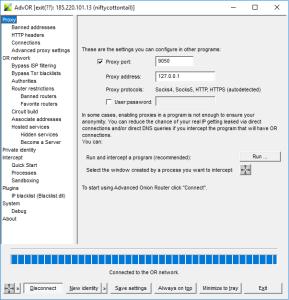 AdvOR en grâce Télécharger TOR BitTorrent Tuto avec à