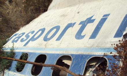 l mistero dell'aereo DC-9