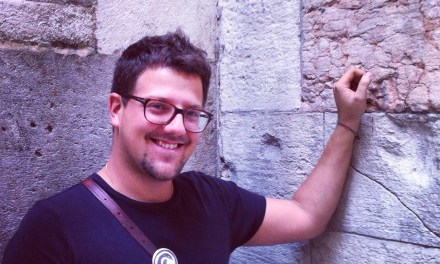 Riccardo Zironi giornalista redazione