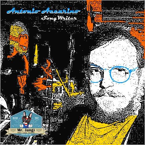Domenica 23 Luglio Antonio Accarino – Mister Jangì