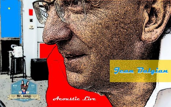 Martedì 25 Luglio – Jean Balgian – Live Mister Jangì