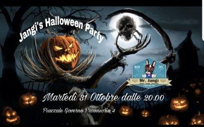 Halloween Party Martedì 31 Ottobre