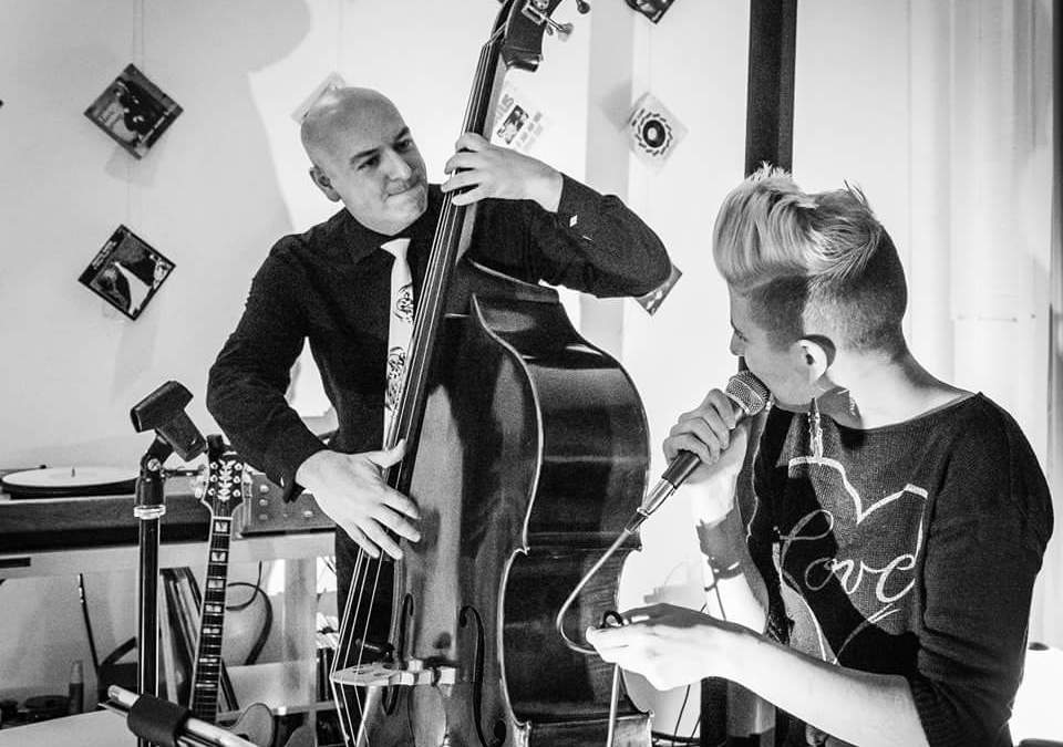 Jazz Live – Sabato 27 Gennaio – Un Duo Magico