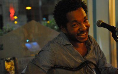 Brasilian Jazz al Mister Jangi con Rodrigo Amaral