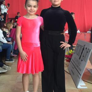 Trofeo studio danze futuro e Gran Prix del Lazio