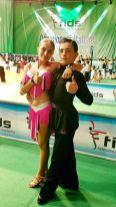 semifinalisti campionato danza sportiva