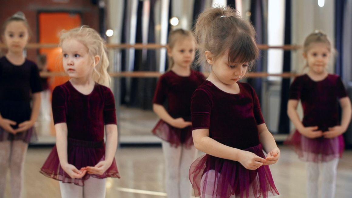 4 Motivi per cui dovresti iscrivere tuo figlio a danza