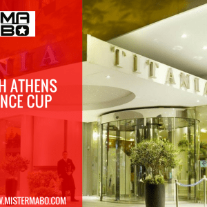 8th Athens Dance Cup: Mabo Team presente!