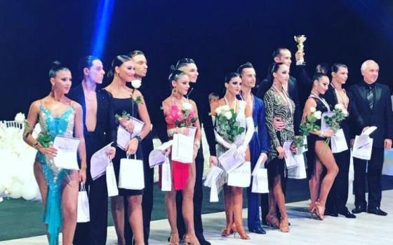 Ottimi piazzamenti per i nostri ragazzi al Sofia Open Dance Festival 2018!