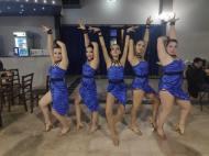 Giovani ragazze del coreographic Team