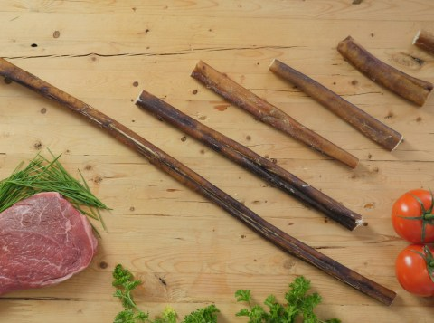 Straight Bully Sticks for Dogs