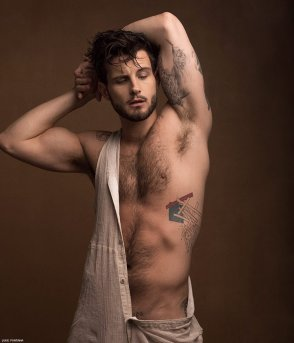 Nico Tortorella by Luke Fontana for The Advocate