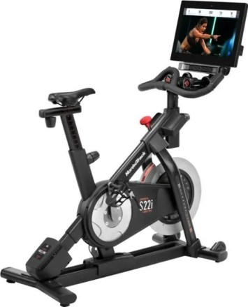 Exercise bike for easy at home workouts