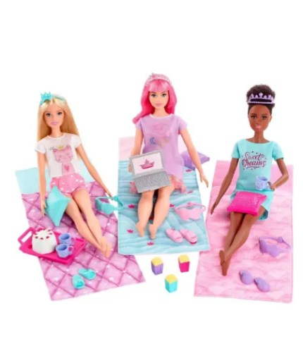 Things to do this Christmas- Barbie gift