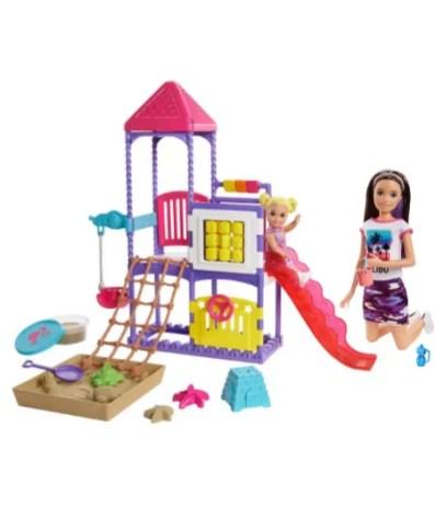 Barbie Playground