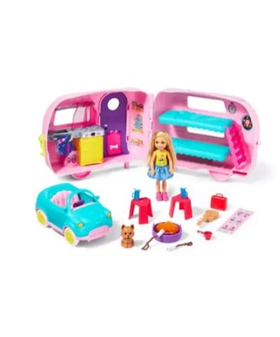 Great gift ideas for kids- Barbie Chelsea Camper