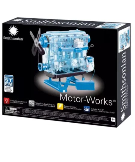 Things to do this Christmas- Science motor set