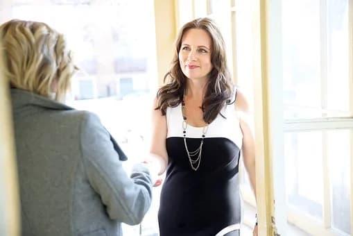 salary negotiation- 2 women meeting