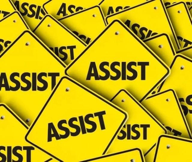 Top virtual assistant companies- assist sign
