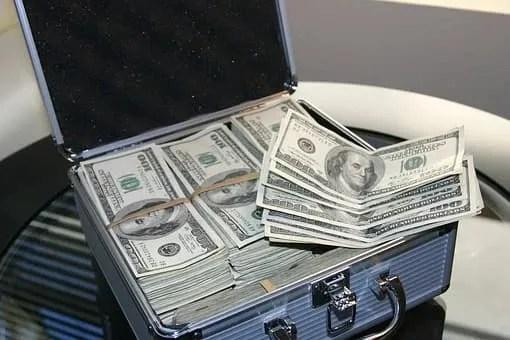 Credit union- money box