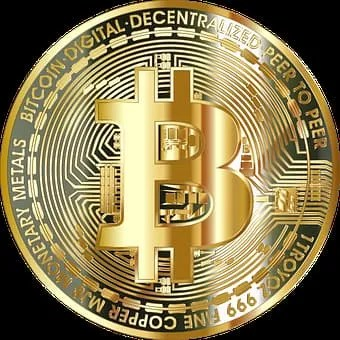 How does cryptocurrency work- bitcoin picture